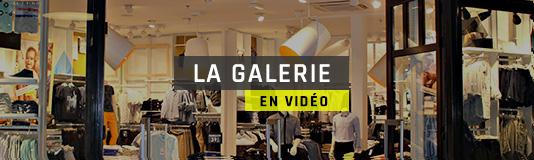 découvrez les 26 boutiques de votre galerie
