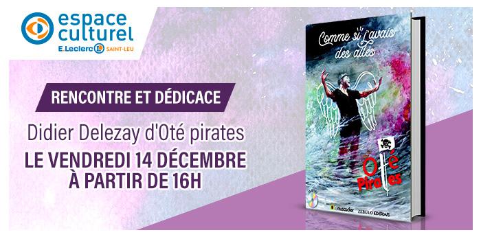 Didier Delezay <br> 14 Décembre