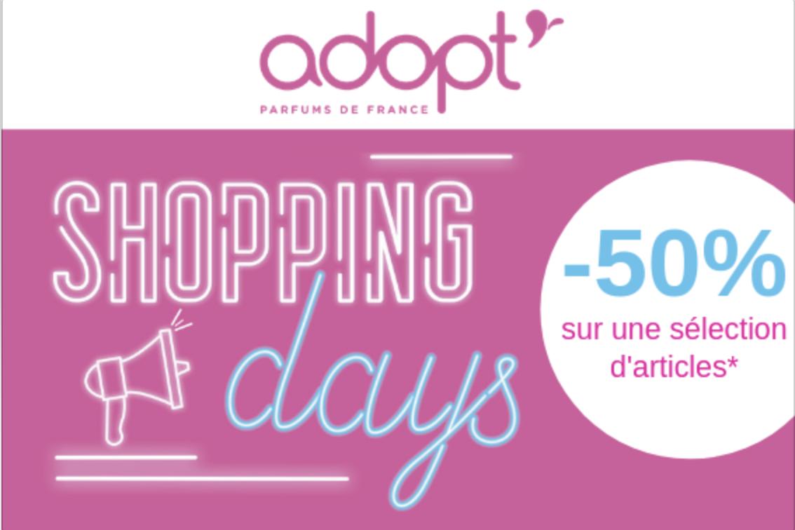 Centre Commercial Le Portail - offre enseigne - boutique Adopt' Réunion