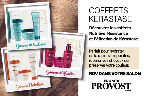 Centre Commercial Le Portail - offre enseigne - boutique Franck Provost Réunion