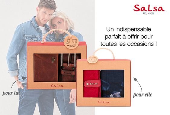 Centre Commercial Le Portail - offre enseigne - boutique Salsa Réunion