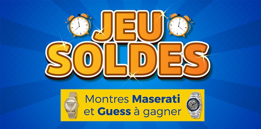 Jeu Des Soldes ! </br> Du 01 au 23 février