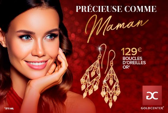 Centre Commercial Le Portail - offre enseigne - boutique GoldCenter Réunion