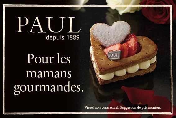 Centre Commercial Le Portail - offre enseigne - boutique Paul Réunion