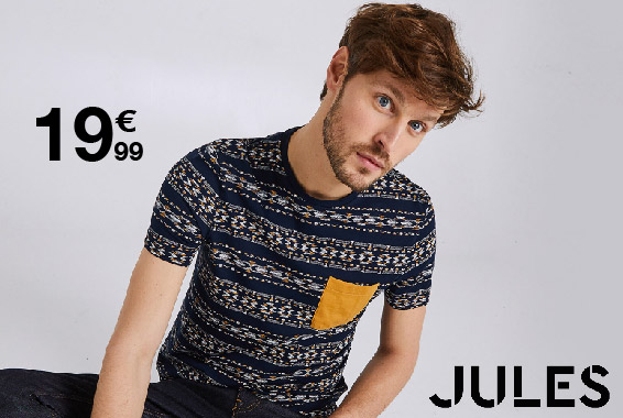 Centre Commercial Le Portail - offre enseigne - boutique Jules Réunion