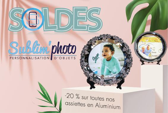 Centre Commercial Le Portail - offre enseigne - boutique SUBLIM' PHOTO  Réunion